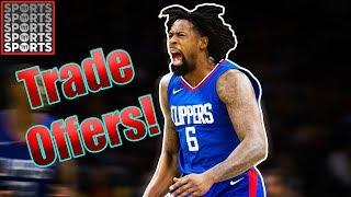 New Trade Offers For DeAndre Jordan