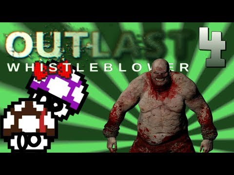 Let's Play OUTLAST:WHISTLEBLOWER | #4: CAN WE CHASE SOMEONE?