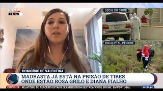 Homicídio de Valentina - TVI24