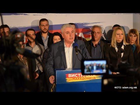 (Докази) Груевски нарачал пазар со ДУИ за Законот за бранители