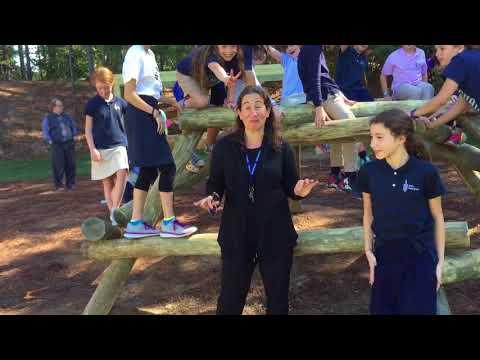 Obstacle Course Playground Testimonial - Atlanta Jewish Academy