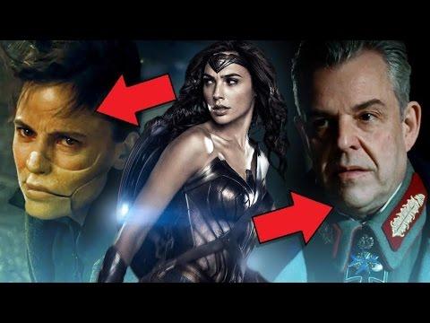 Wonder Woman (2017) Trailer Analysis - Rewind Theater