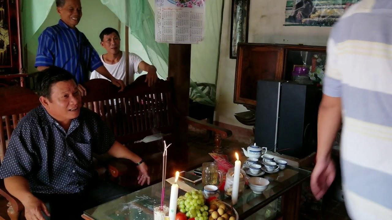 Thầy Út trừ tà cho con bệnh ở tỉnh Thanh Hóa