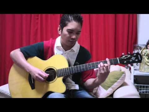 meet me halfway (kenny loggins) acoustic cover