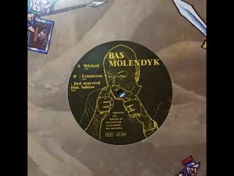 Bas Molendyk – Just Married 1994 SVVM CVIQVE Trance Classic