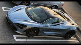 homepage tile video photo for The McLaren 720S is a Trackday Cheat Code - One Take