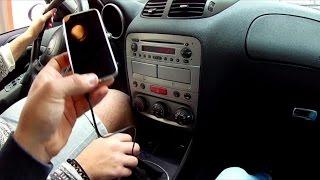 Come collegare USB, SD e AUX ad una Alfa 147