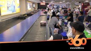 Le360.ma • Grève des bagagistes de RAM Handling: Au cœur de l'aéroport Mohammed V