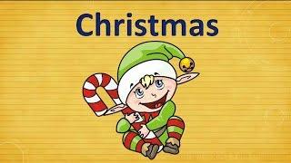 Christmas. Рождество. Видео-словарь
