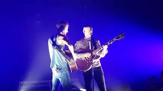 LAST SHOW OF CHESTER BENNINGTON / LINKIN PARK - SHARP EDGES / Birmingham, UK 2017