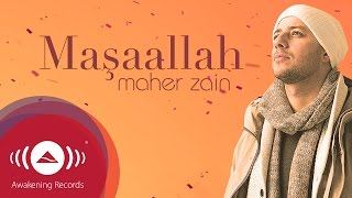 Maher Zain Maşaallah Turkish Türkçe Official Lyric Video