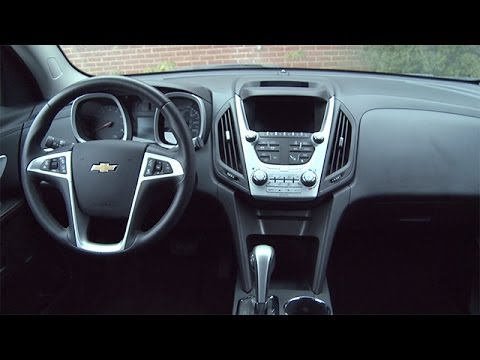 2014 chevrolet equinox interior review youtube. Black Bedroom Furniture Sets. Home Design Ideas