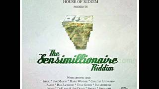 Carlton Livingston - Come On Come All (The Sensimillionaire Riddim)