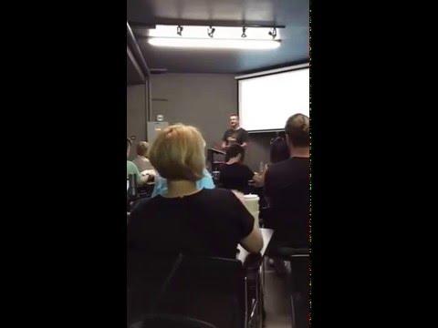 Mark Rowland on Community