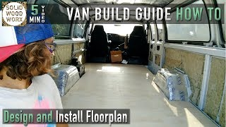 The first step to a Van Build