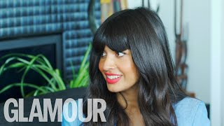 Jameela Jamil Opens Up About Loneliness & How her Eating Disorder Isolated Her | GLAMOUR UNFILTERED