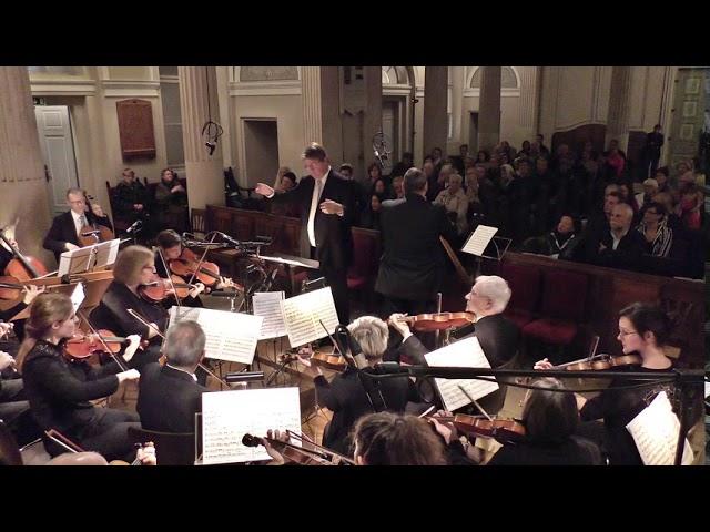 Leopold Mozart: Sinfonia Pastorella; 2. Satz (Andante)