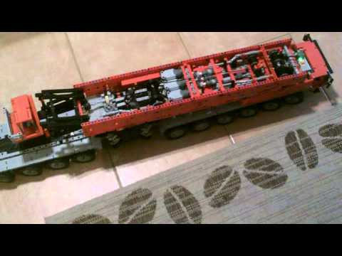 lego technic 42009 9 1 full rc watchmoreclips. Black Bedroom Furniture Sets. Home Design Ideas