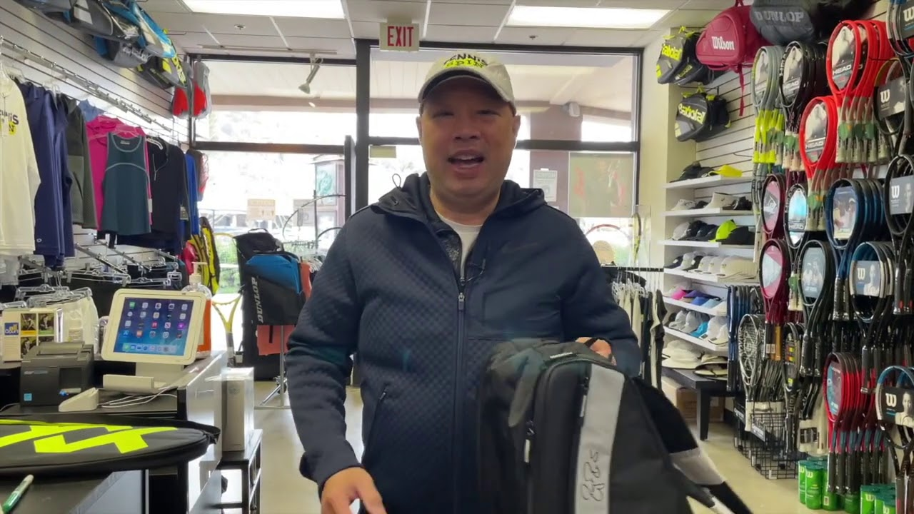 SECRETS FROM THE TENNIS SHOP