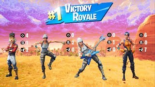 *NEW* Victory Royale END GAME SCREEN Coming to Fortnite SEASON 5! - Fortnite NEW END Game SCREEN!