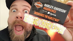 CLARE'S HD #THREETHINGSTHURSDAY - HARLEY-DAVIDSON® INSURANCE