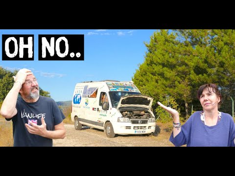 We DID NOT expect this - Is this the END of Turkey VAN LIFE