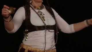 A Reconstruction of Egyptian Belly Dance At the Turn of the 19th and 20th Centuries