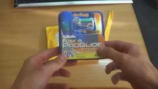 Станки для бритья Gillette Fusion ProGlide из Китая (aliexpress)