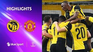 Magische Nacht in Bern   Highlights BSC YB vs ManUtd   Champions League Runde 1