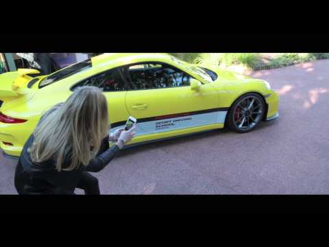 Porsche Woman With Drive Ladies Drive Day Youtube