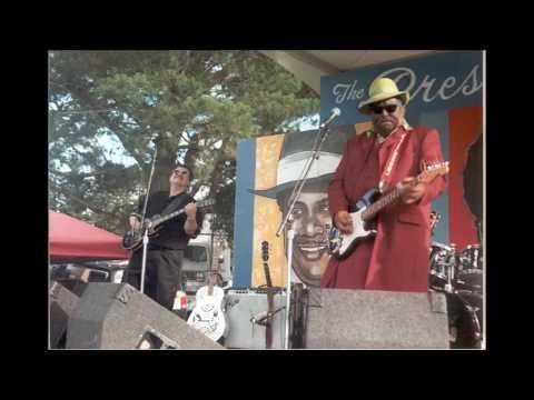 Guitar Mac Blues Express/Monterey 2005.