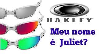 Para muitos que não conhecem... prazer me chamo Oakley Juliet, um b...