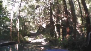一部は町道や林道に、一部は九州自然歩道(ただし現在は不通区間扱い)に...