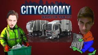 Çöp Simulator | Cityconomy Türkçe Multiplayer | Bölüm 3