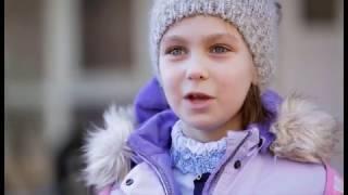 Восьмая серия проекта «Дети на льду. Звезды» (третий тур. Девочки)
