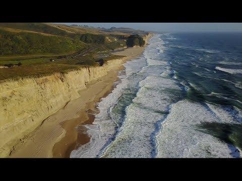 Pacific Coast Highway (PCH) DJI Mavic Pro Video