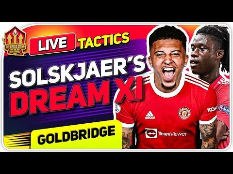 SOLSKJAER'S Dream MAN UTD XI with CAMAVINGA, VARANE, POGBA Transfers!