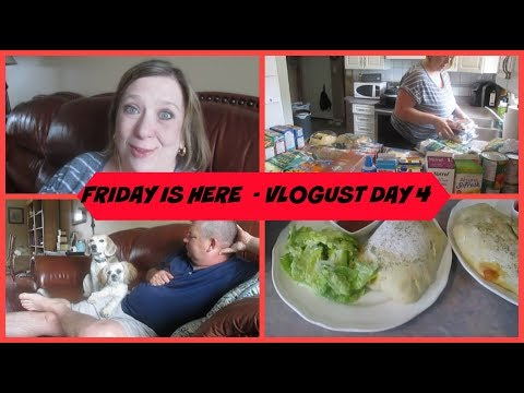 Friday Is Here - Vlogust Day 4