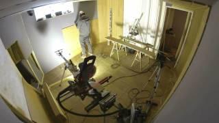 Constructing a music studio in Stockholm full movie