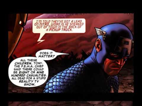 (Marvel)Civil War:Chapter 1