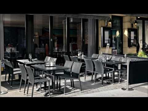 Outdoor Cafe Tables and Chairs Furniture Ideas UK