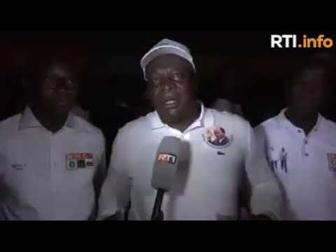 """Adjoumani  : """"Les houphouetistes ne sont pas concernés par le congrès du PDCI-RDA''."""