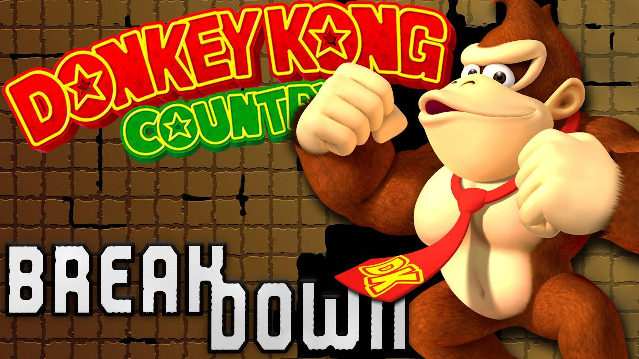 Donkey Kong Country Break Down: From ZERO to HERO! - Donkey Kong Country Break Down: From ZERO to HERO!