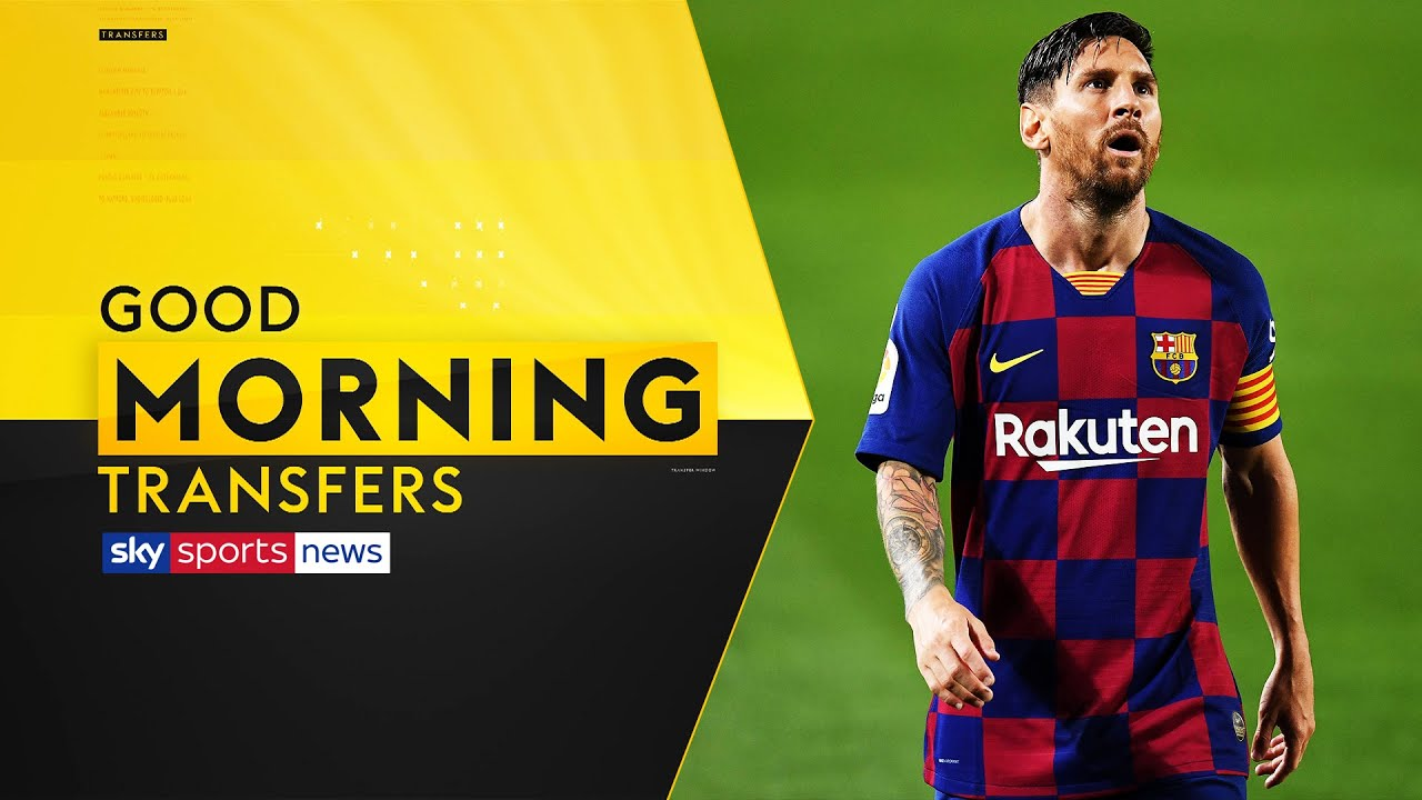 Messi has 'no intention of training' after second no show for Barcelona | Good Morning Tra