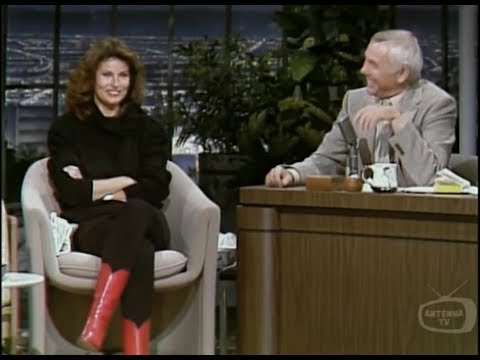 Raquel Welch - Tonight Show - 1980