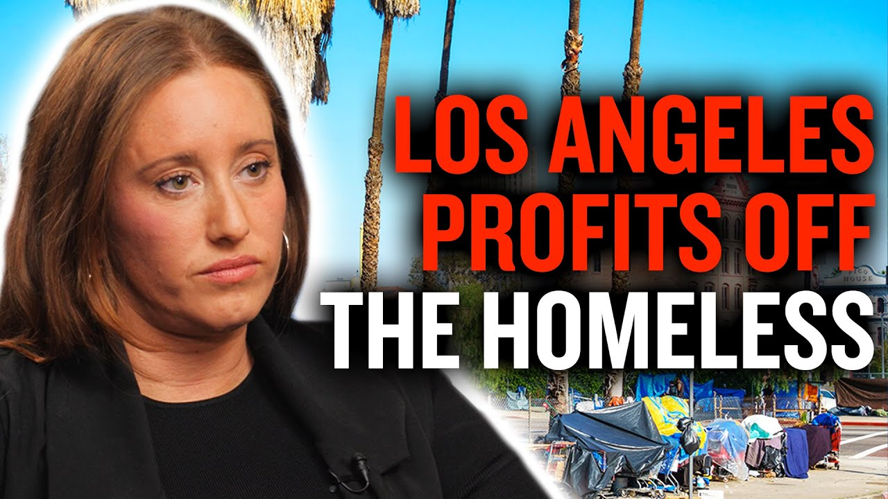 How LA Profits from City-Wide Homeless Crisis