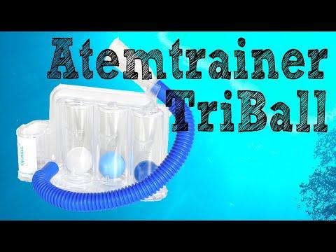Tri-Ball - von A bis Z #triflo #atemtraining #incentivespirometer