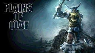 League of Legends : Plains of Olaf