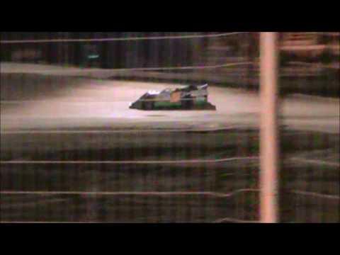 JOSH JACKSON RACING Charleston speedway feature win 10 15 16