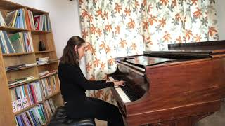 Book 2 - Prelude and Fugue in D major - Roseanne Madon (BMus 1)